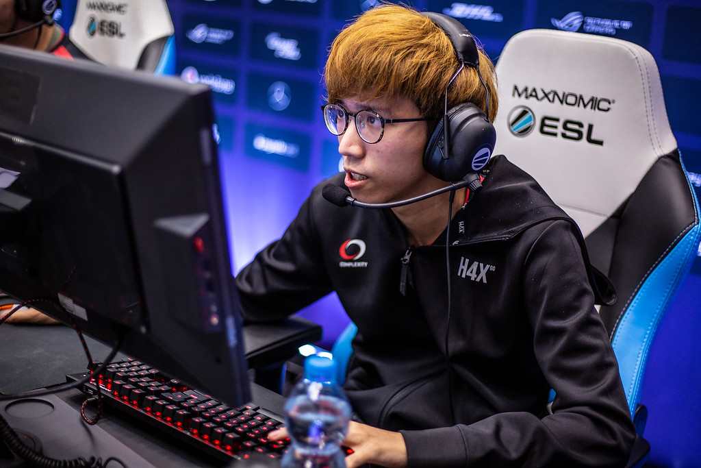 Meracle Complexity Gaming Dota 2 Col Galving Kang Jian Wen