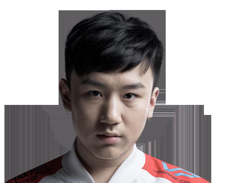 Hu Hao-Ming Yuuki LGD Gaming Mid