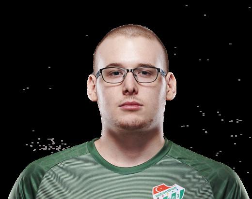 Aljoša Kovandžić Aljosa Kovandzic Milica Bursaspor Esports Bot Lane