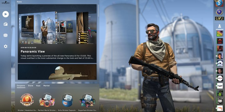CS: GO Now Free-To-Play On Steam - GameSpot