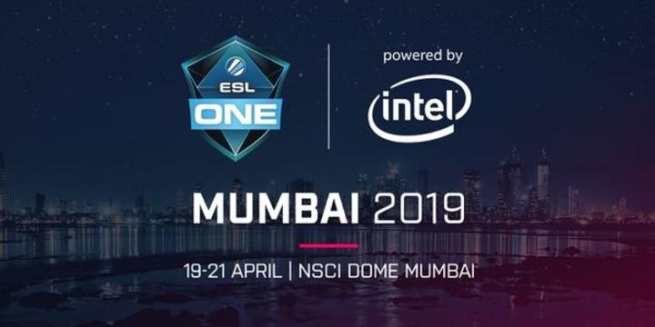 ESL One Mumbai Groups