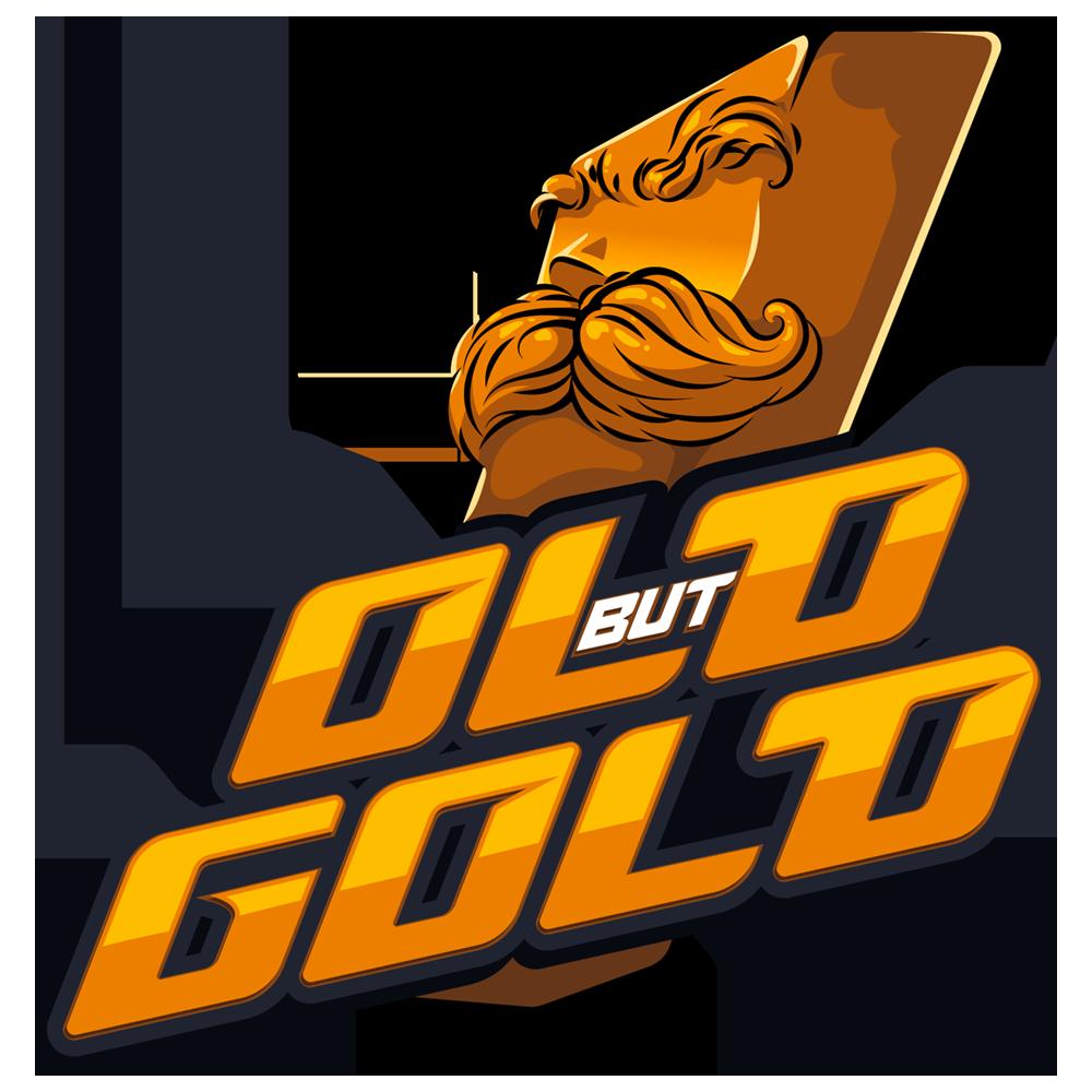 Dota 2 Old But Gold Team Logo
