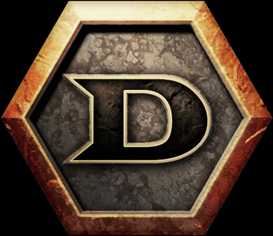 DeToNator Dota 2 Logo