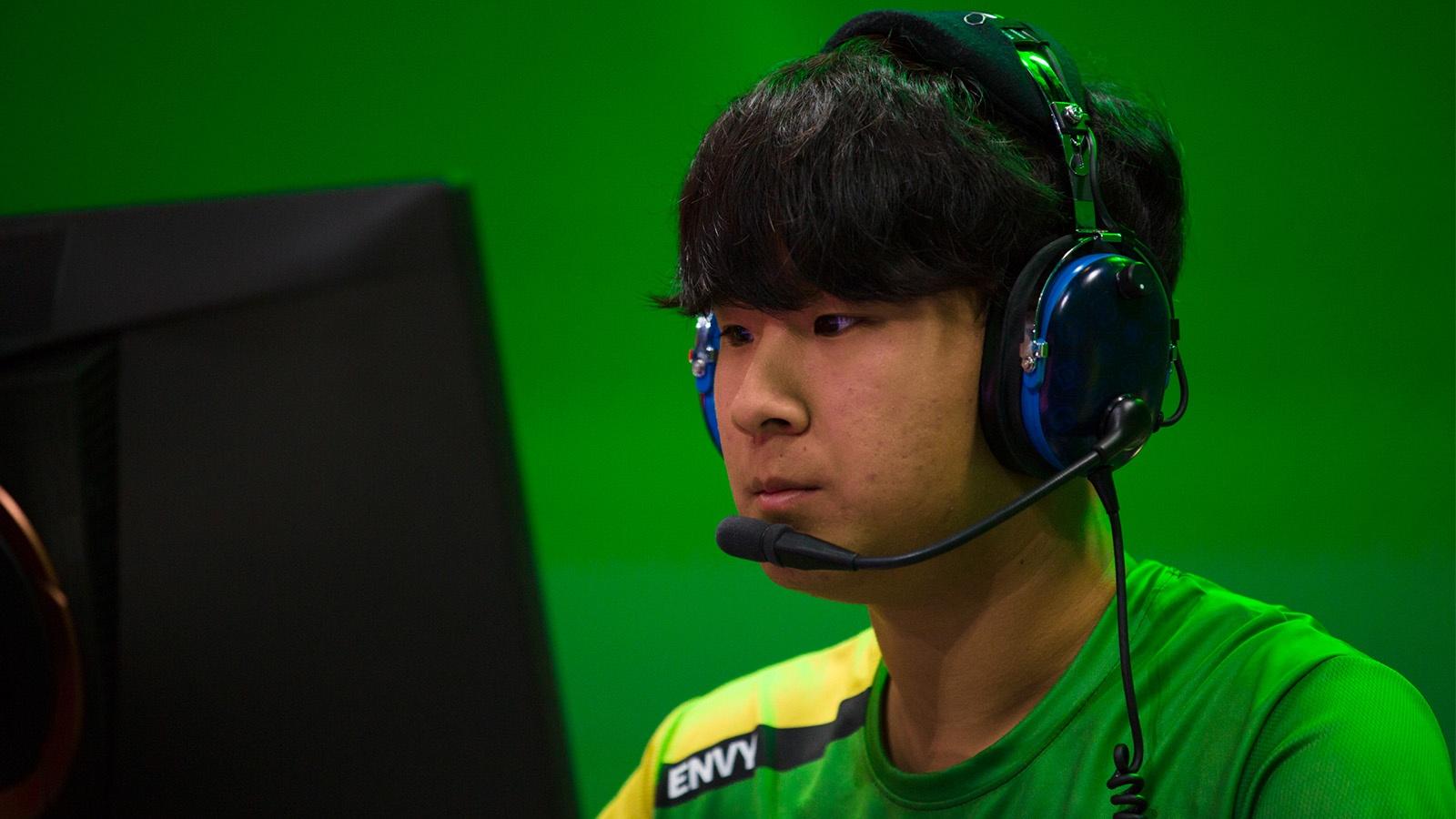 envy Toronto Defiant Flex Overwatch Kang-jae Lee