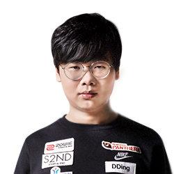 DDing Team KongDoo Panthera Flex DPS Yang Jin-hyeok