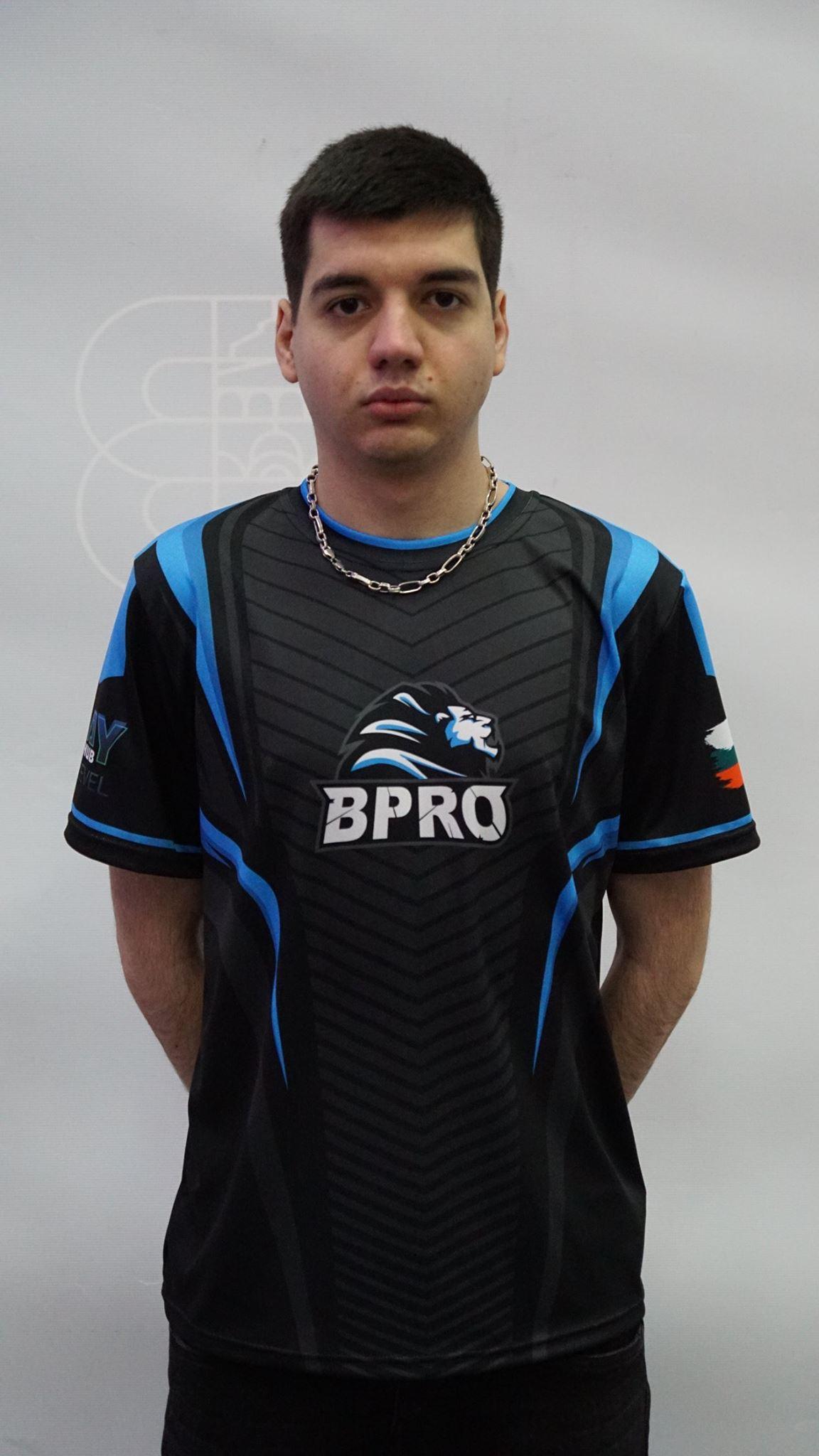 Valentin Vasilev poiz0n BPro Gaming