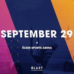 Blast Pro Series Istanbul CSGO