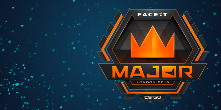 Bet on FACEIT Major