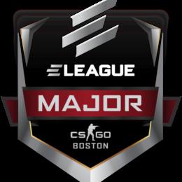 Eleague CSGO Boston Major 2018