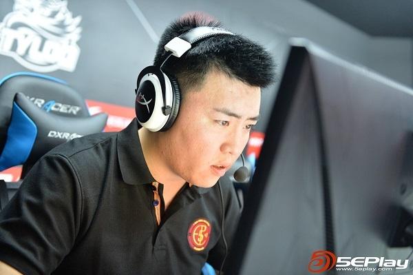 shuadapai 5Power Gaming Wei Wang