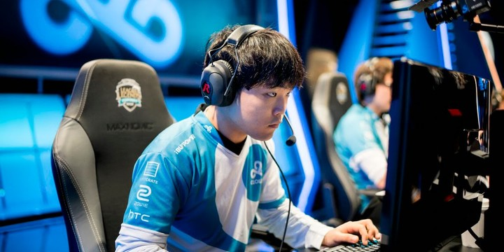 Jung Eon-yeong Impact C9 Cloud 9