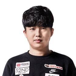 CoMa Team KongDoo Panthera Support Son Kyeong-Woo