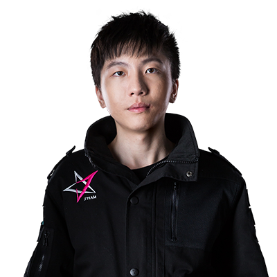 Rest J Team Top Laner Hsu Shih-Chieh