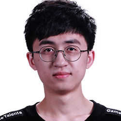 Zhou Jun Xuan Magic Team WE Sub Jungler