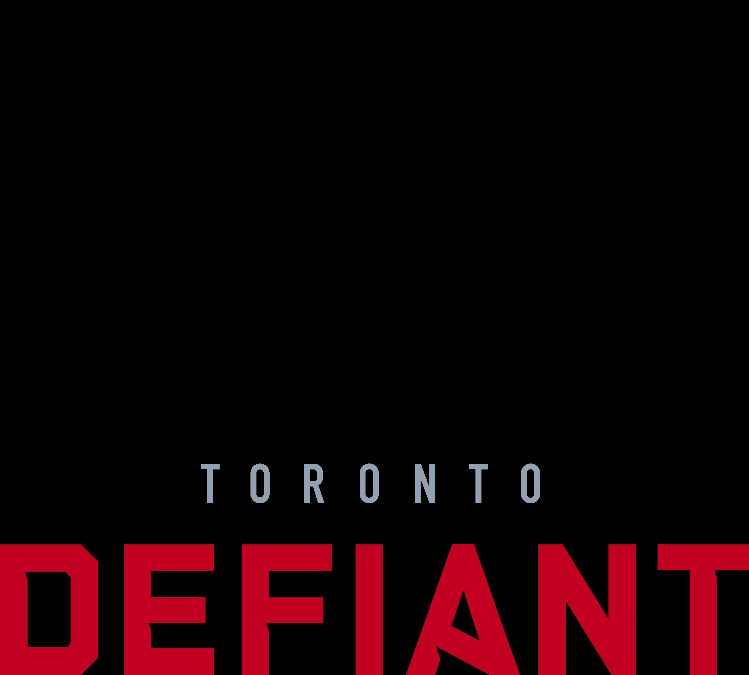 Toronto Defiant Overwatch Team Logo