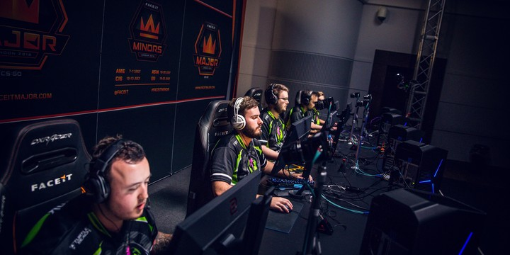 Tainted Minds CS:GO FACEIT Major