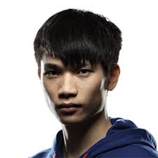 Hu Liangzhi kaka Newbee