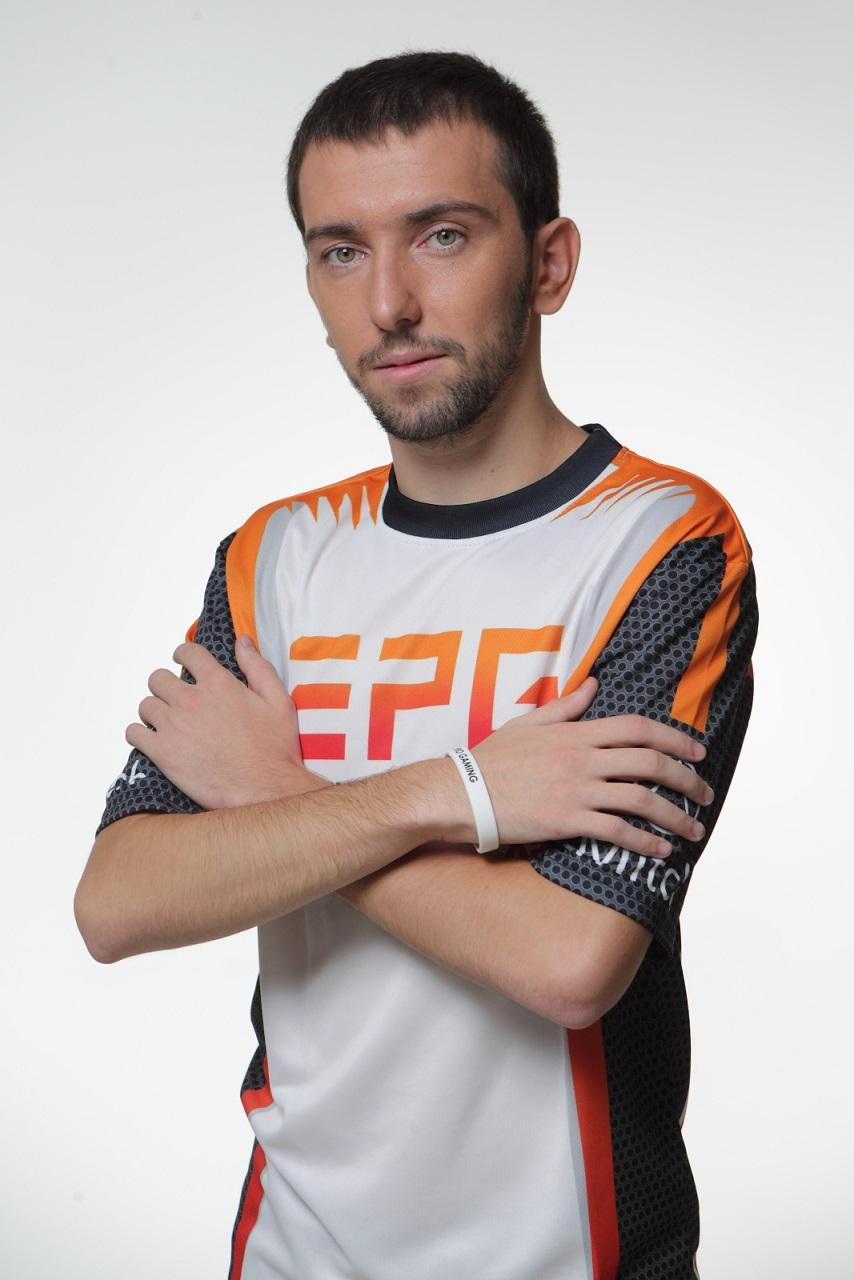 Mitch Elements Pro Gaming Damir Škaričić