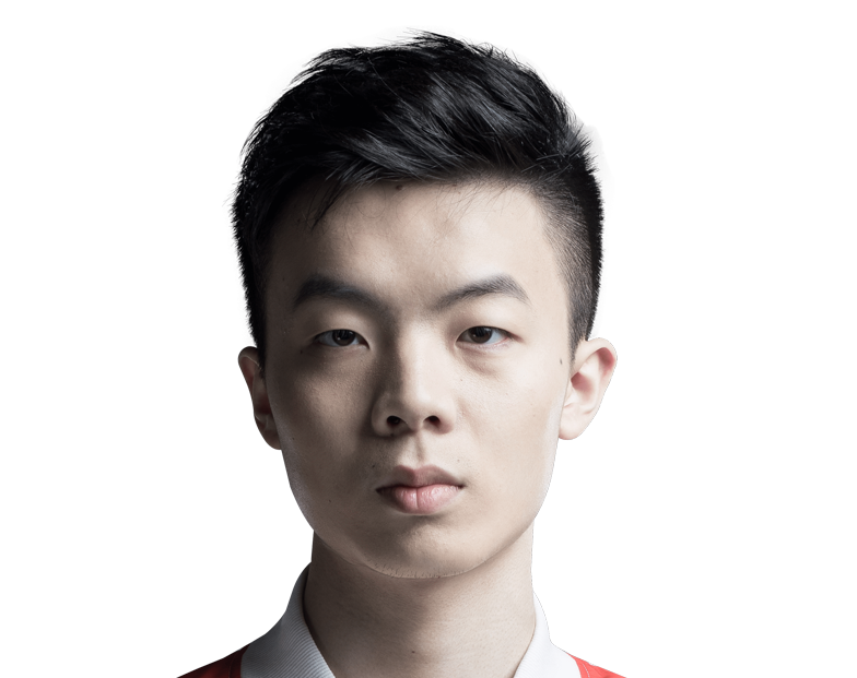 Fu Ding-Yuan FDY LGD Gaming AD Carry