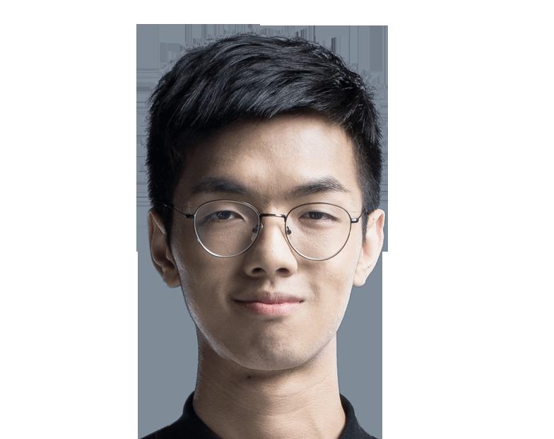 Zhang Ming QiuQiu Topsports Gaming AD Carry