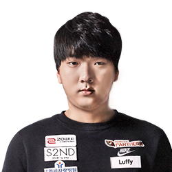 Luffy Team KongDoo Panthera Support Yang Seong-hyeon