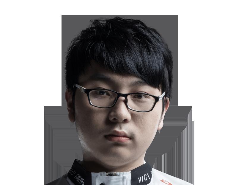 Tian Zhi-Peng Meow Vici Gaming VG Top