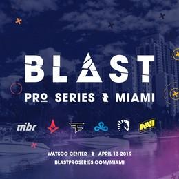 Blast Pro Miami