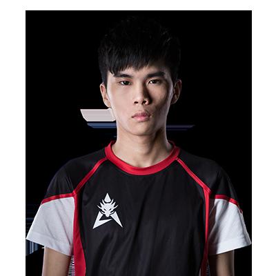 Unified Hong Kong Attitude Bot Laner Wong Chun Kit