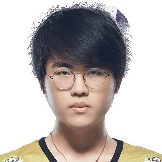 Liu Zhi Hao Zz1tai Royal Never Give Up RNG RNGU