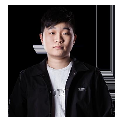 Benny MAD Team Jungler Lien Hsiu-Chi