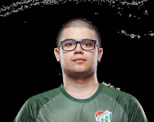 Hakan Yüksel Yuksel Pilter Bursaspor Esports Sub Bot