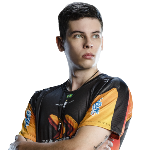 Marcello Carrara Riyev KaBuM! eSports