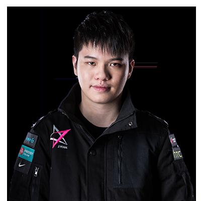 Breaker J Team Jungler Shih Yueh-Ting