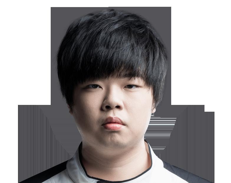 Kim Tae-min Clid JD Gaming Jungler