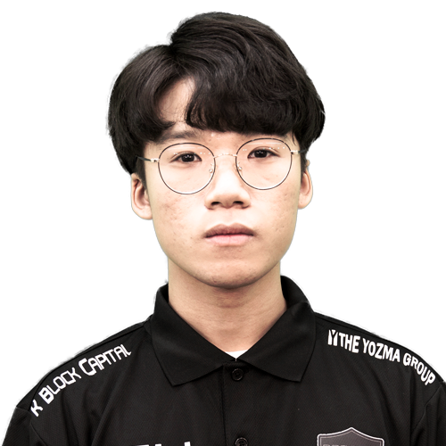AMY StormQuake Support Overwatch Ahn Min-yeong