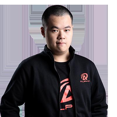 Gengar Li Gung-Chieh Alpha Esports