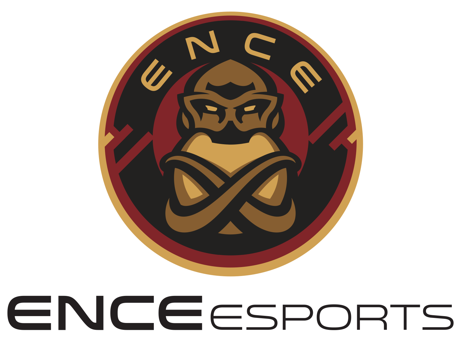 ENCE eSports Counter Strike Logo