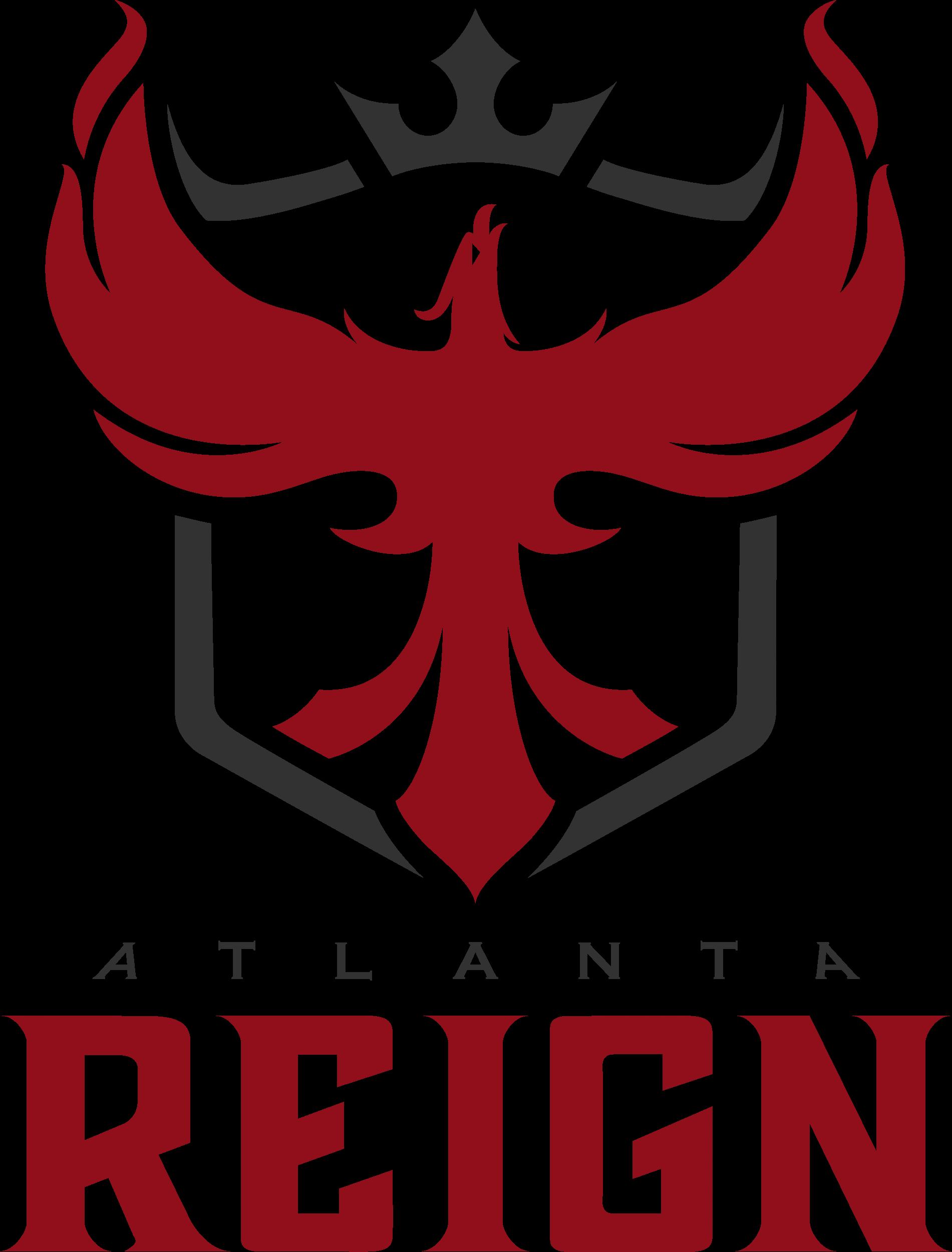 Atlanta Reign Overwatch Team Logo
