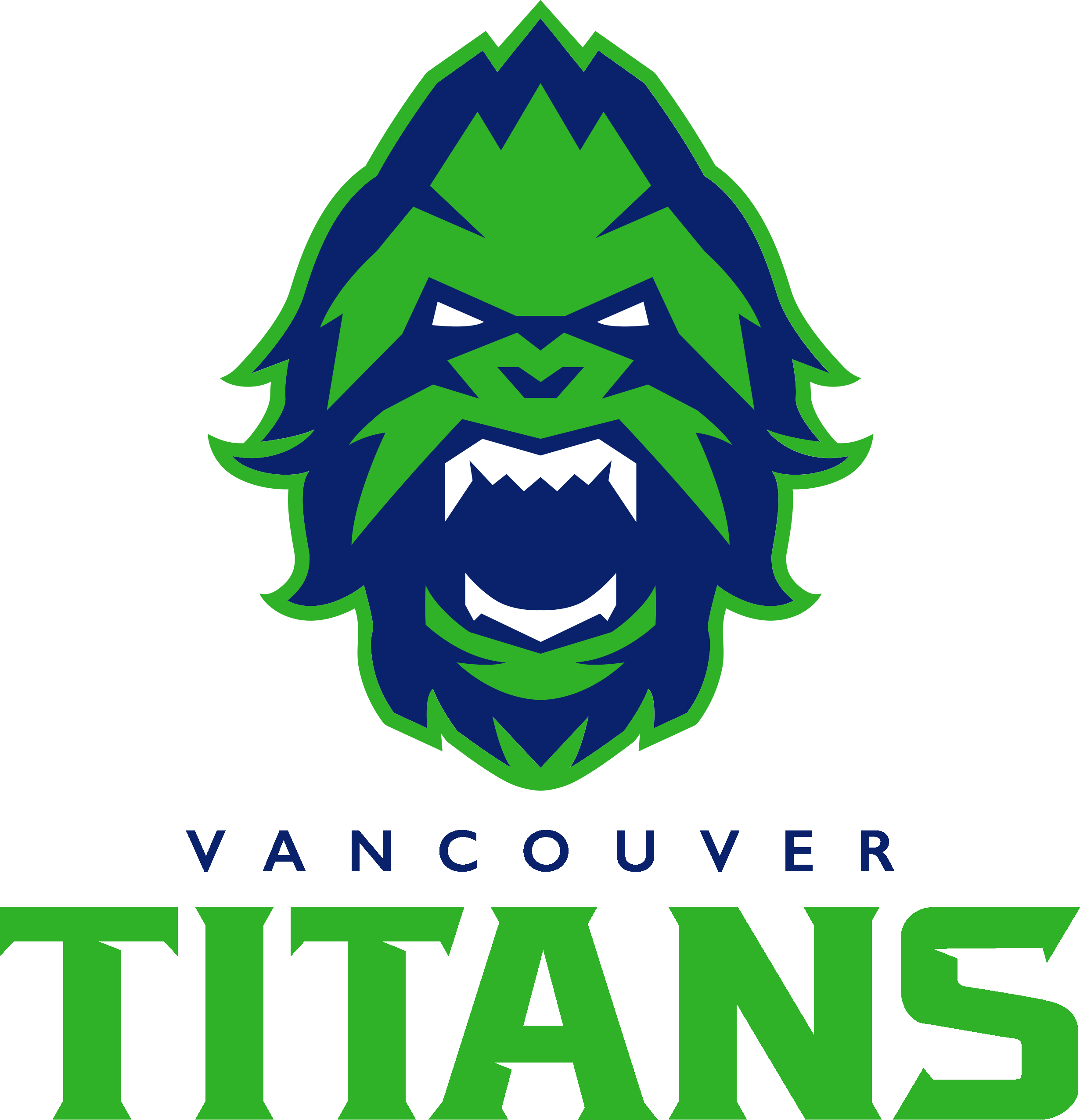 Vancouver Titans Overwatch League Team Logo