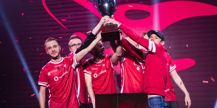 Mousesports victory