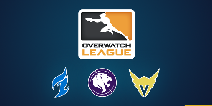 Overwatch League Pacific Division