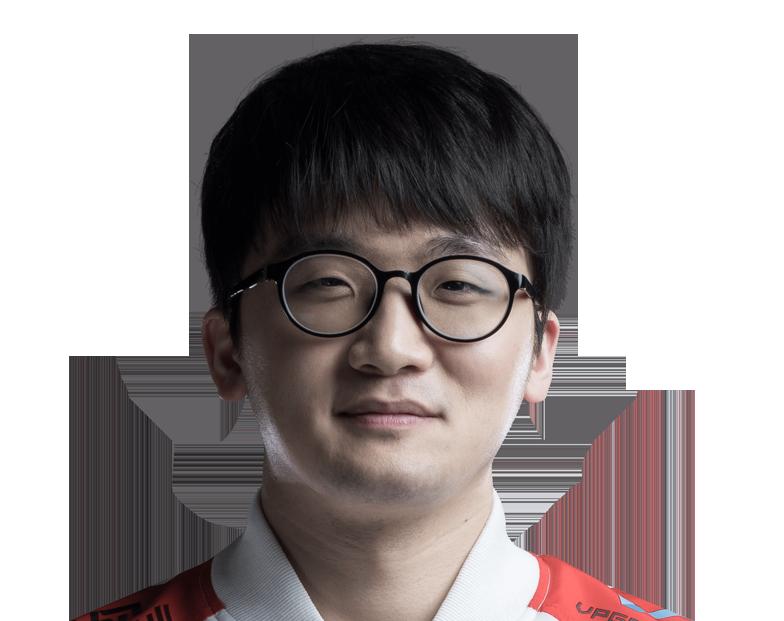 Lim Jin-woo Jinoo LGD Gaming Top