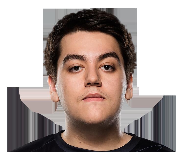 Palafox OpTic Gaming Academy Mid Laner Cristian Palafox