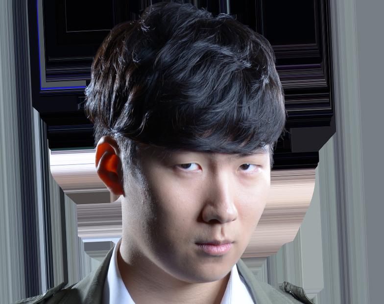 erssu Hong Kong Attitude Top Laner Jeon Ik-soo