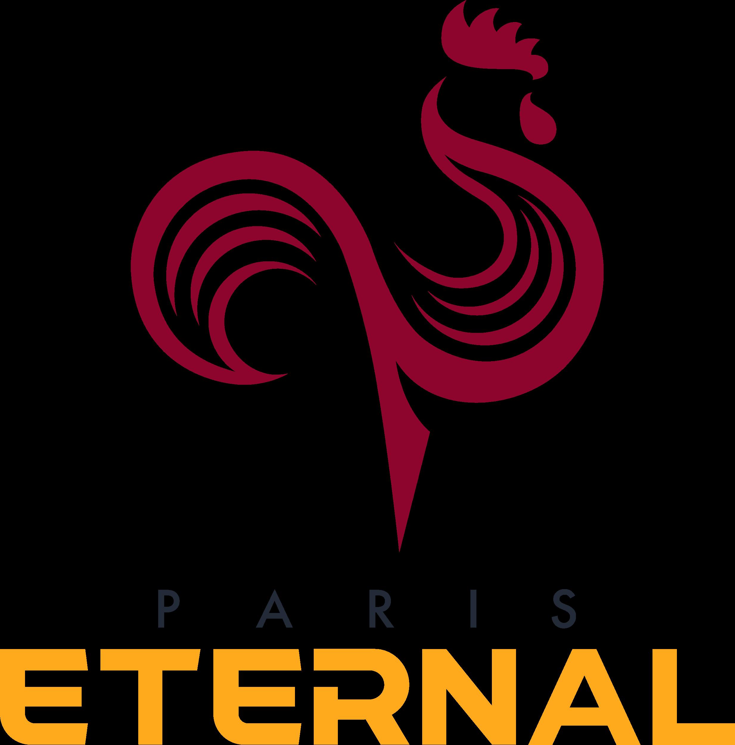 Paris Eternal Overwatch Team Logo