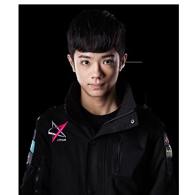 Lilv J Team Bot Laner Chen Chin-Han