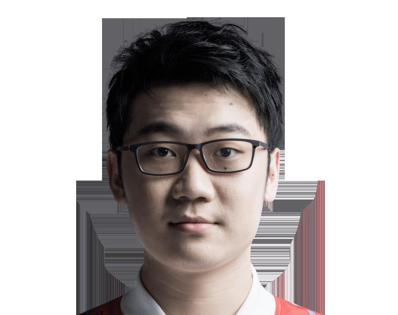 Luo Jia-Rong Nanzhu LGD Gaming Sub Mid