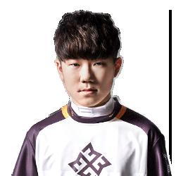 Sp9rk1e Element Mystic Overwatch DPS Kim Yeong-han
