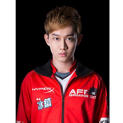 Ninuo Team Afro Top Laner Huang Jin-Long