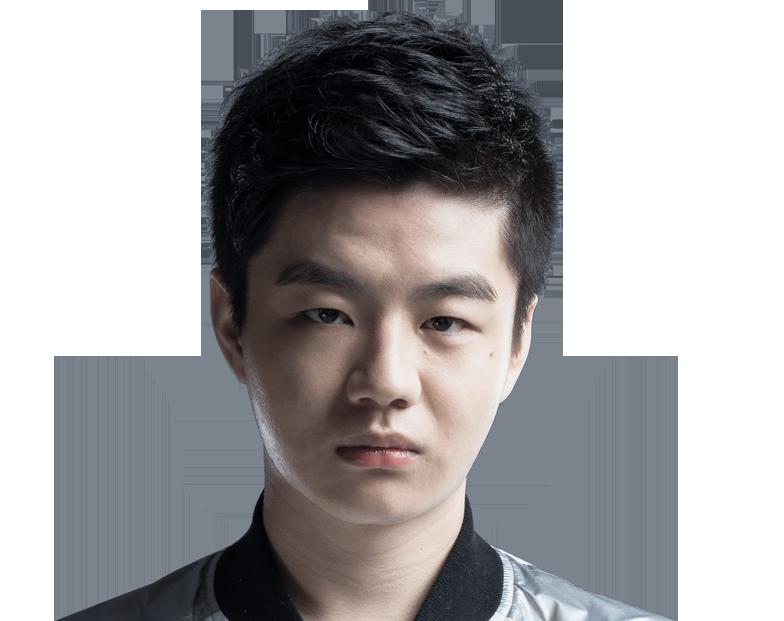 Liu Qing-Song Crisp FunPlus Phoenix FPX Support